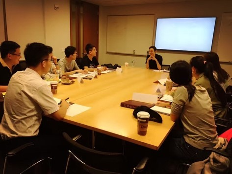 China Youth Federation Young Leaders Training at Boston University